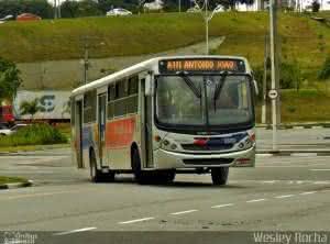 itinerário de ônibus barueri