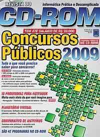 Concursos Públicos 2009 - Revista CD-ROM