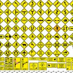 Placas de Trânsito Detran Orientação e Dicas