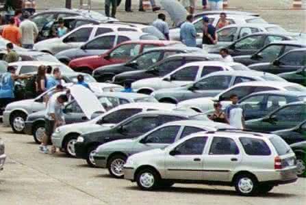 feira de carro