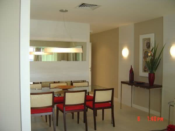 Espelho Para Sala Pequena ~ Galeria de Fotos de Sala de Jantar