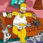 Melhor Personagem de Desenho da Tv/Cinema, Homer Simpson!