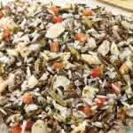 Receita de Canja com arroz selvagem- Dicas de como preparar