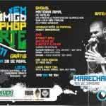 """Projeto """"Vem Comigo Hip Hop Arte 2011"""""""