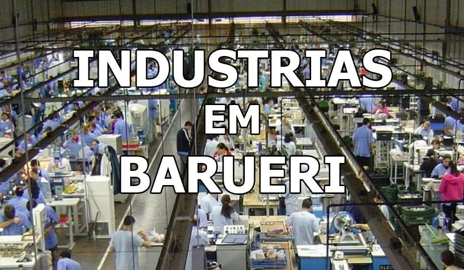 Indústrias em Barueri