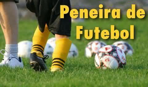 Peneira de Futebol em Barueri  Métodos de Avaliação - Inscrição a82696a619f2d