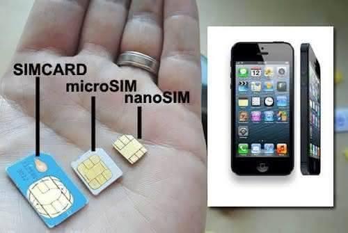 Tipos de Chip de Celular