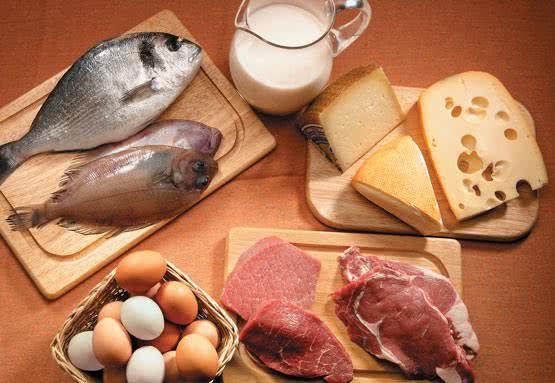Alimentos que proporcionam energia